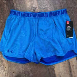 New Under Armour Mesh Shorts